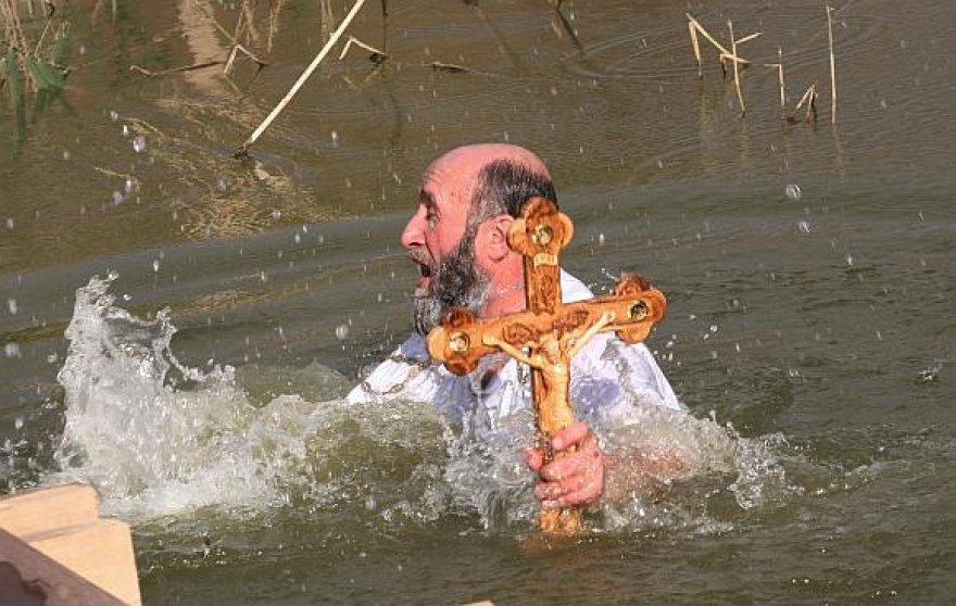 Krikštą upėje iki šiol propaguoja daugybė krikščioniškų bendruomenių.