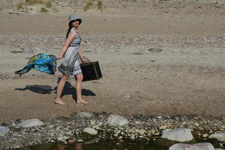Sunkmetis privertė atostogautojus kelionėms atseikėti mažiau pinigų.
