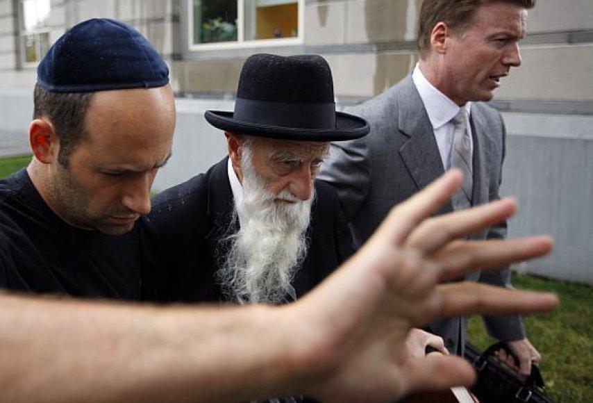 JAV dėl prekybos žmonių organais ir korupcijos suimta keliasdešimt rabinų ir politikų.