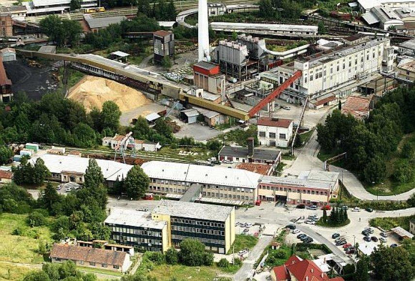 Handlovos anglių kasyklos kompleksas