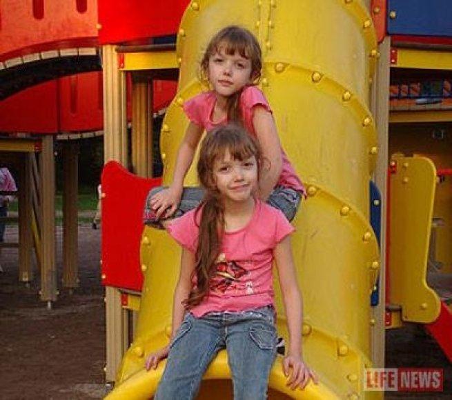 Katia ir Daša