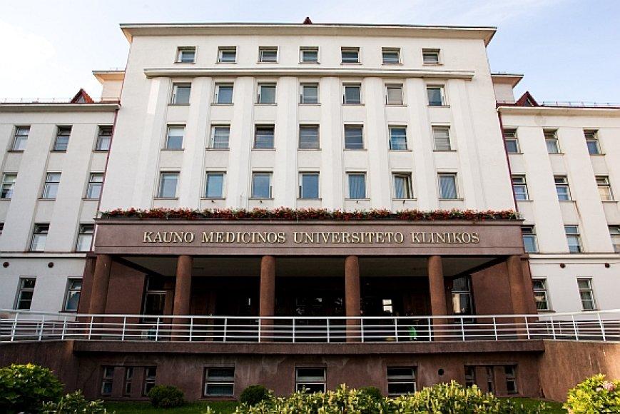 Kauno medicinos universiteto klinikos