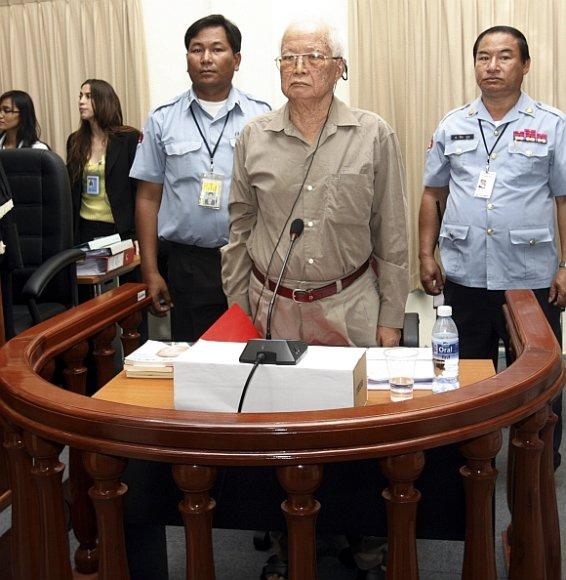 Khieu Samphanas teisme