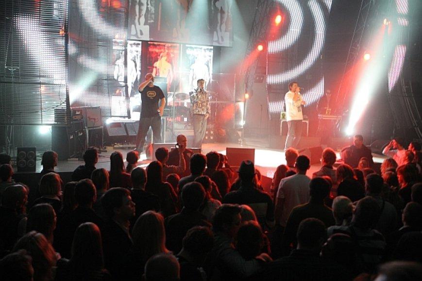 """Tradiciniai """"Radiocentro"""" metų muzikiniai apdovanojimai anksčiau sutraukdavo minias atlikėjų ir žiūrovų. Šiemet šios tradicijos atsisakyta."""