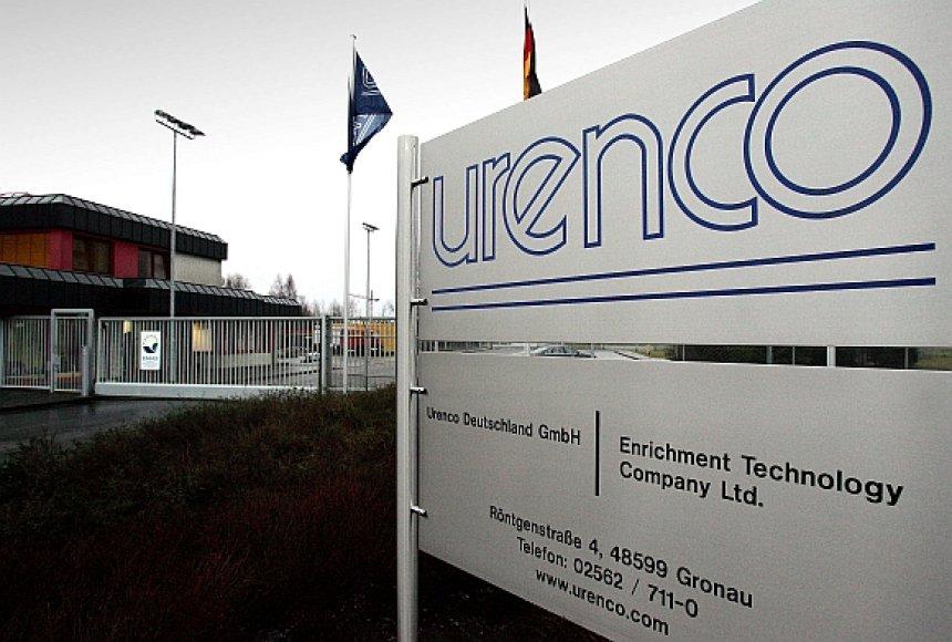 "Urano sodrinimo įmonė ""Urenco"""