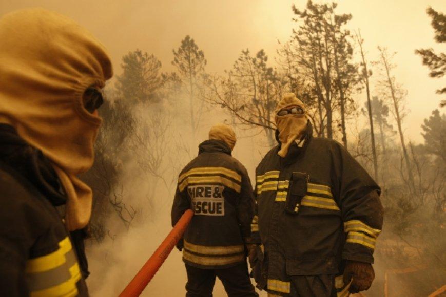 Pietų Afrikos Respublikos ugniagesiai