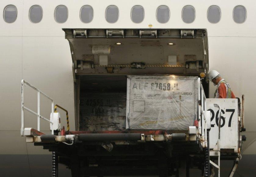 Konteineris oro uoste