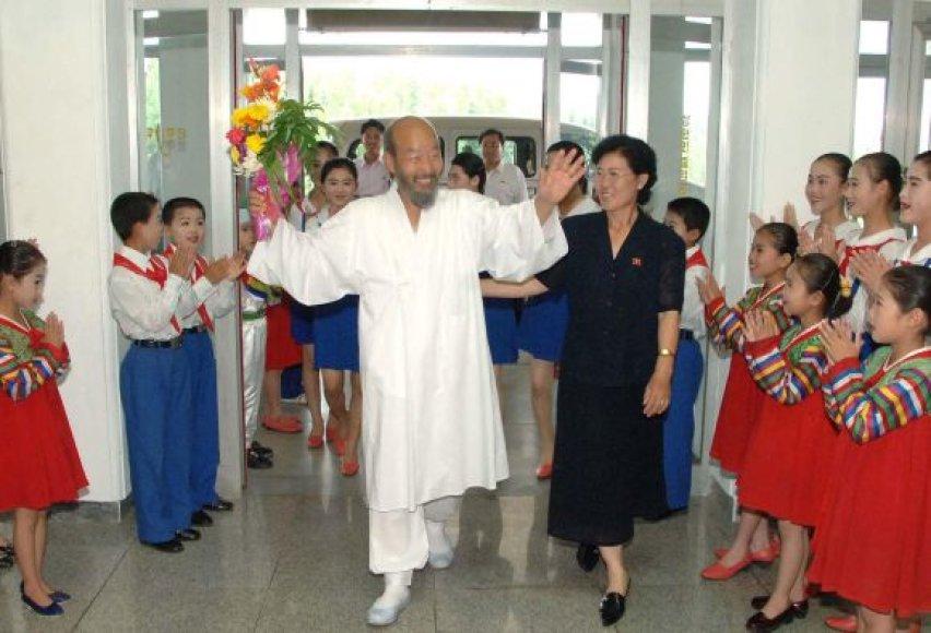 Han Sang-Ryolas Šiaurės Korėjoje