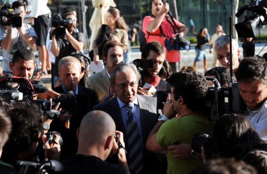"""""""Casa Pia"""" byla yra prikausčiusi Portugalijos visuomenės dėmesį."""