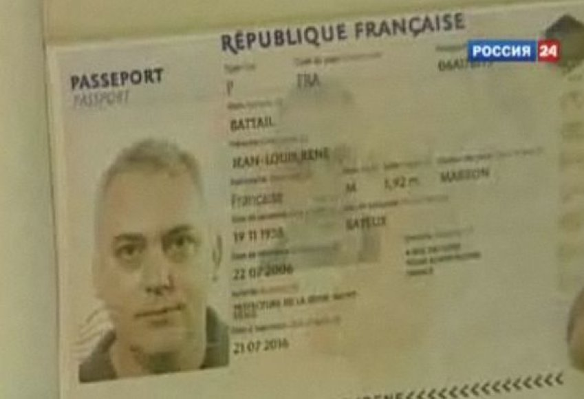 Dėl sąskaitos gyvybės netekęs turistas ir Prancūzijos