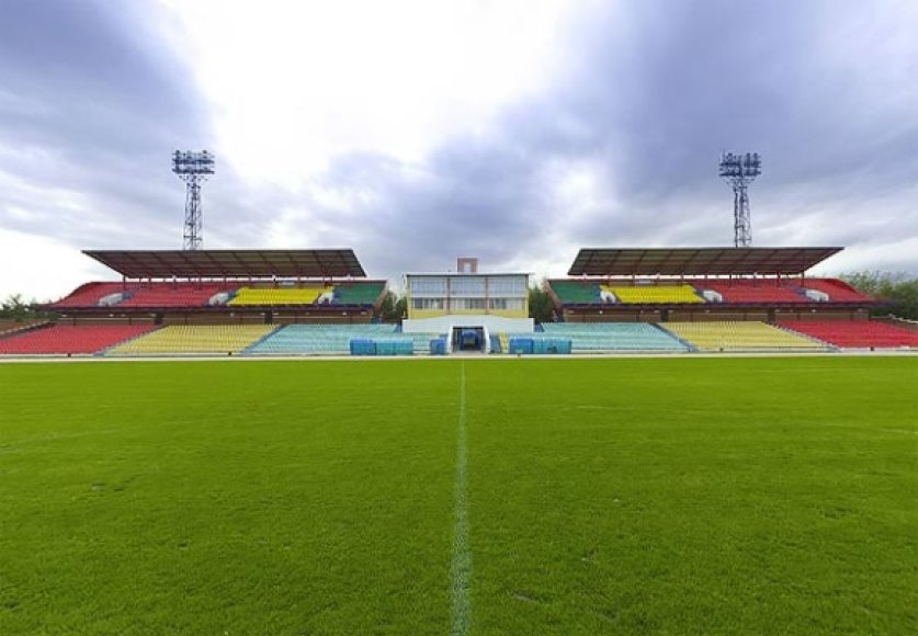 Kostanajaus futbolo stadionas