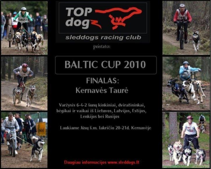 """Finalinės """"Baltic Cup 2010"""" varžybos vyks Kernavėje."""