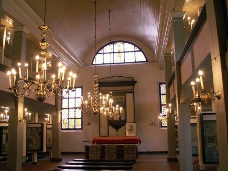 Kristijono Donelaičio muziejus neatiteks stačiatikių bažnyčiai.