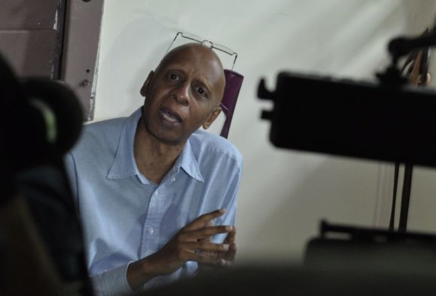 Kubos disidentas Guillermo Farinasas