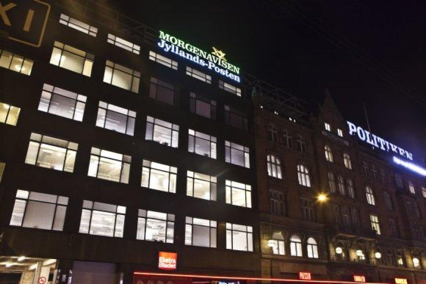 """Laikraščio """"Jyllands-Posten"""" redakcijos pastatas"""