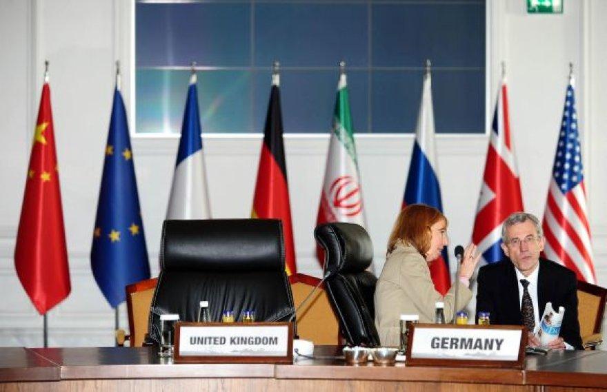 Derybos dėl Irano branduolinės programos žlugo.