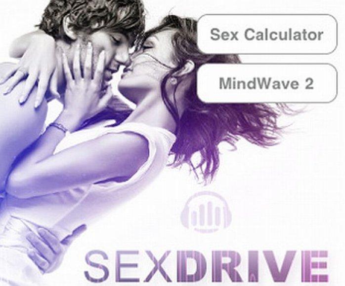 """Programėlės """"Sex Drive"""" kūrėjai teigia, kad jų produktas per 10–15 minučių gali sužadinti seksualinį geismą."""