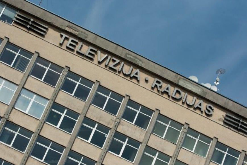 Lietuvos nacionalinio radijo ir televizijos pastatas