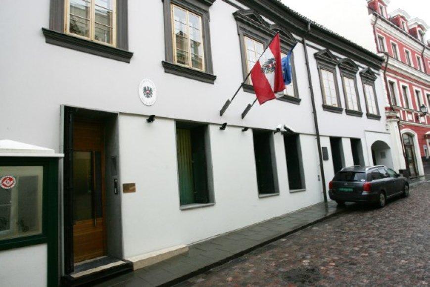 Austrijos ambasada Vilniuje