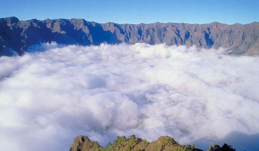 Taburjentės ugnikalnio krateris