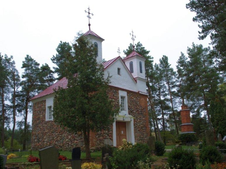 Babriškių Šv. Arkangelo Mykolo bažnyčia