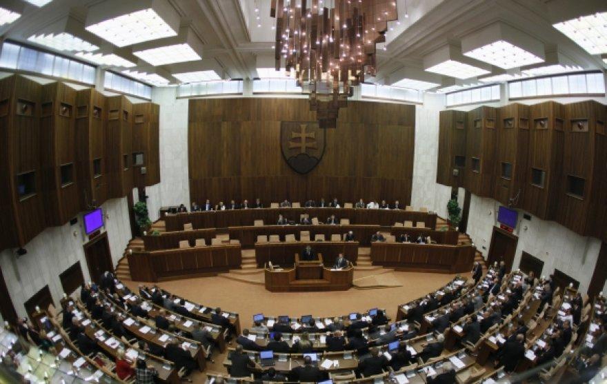 Slovakijos parlamentas