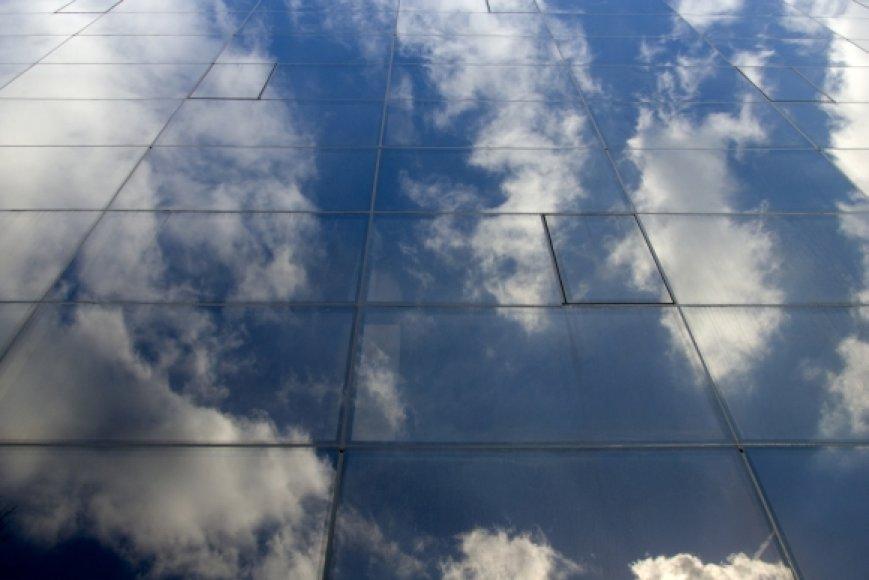 Stiklinė siena