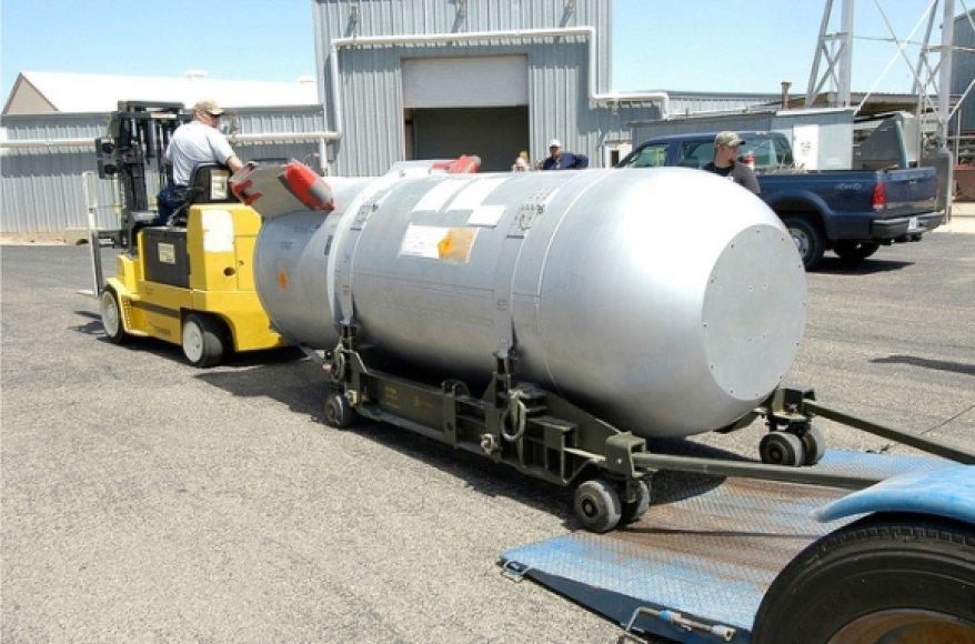 Atominė bomba B53