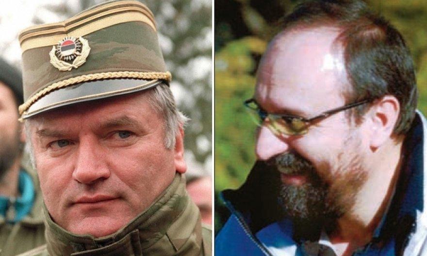 Ratko Mladičius (kairėje) ir Goranas Hadžičius yra paskutiniai karo nusikaltimais buvusios Jugoslavijos teritorijoje įtariami ir besislapstantys asmenys.