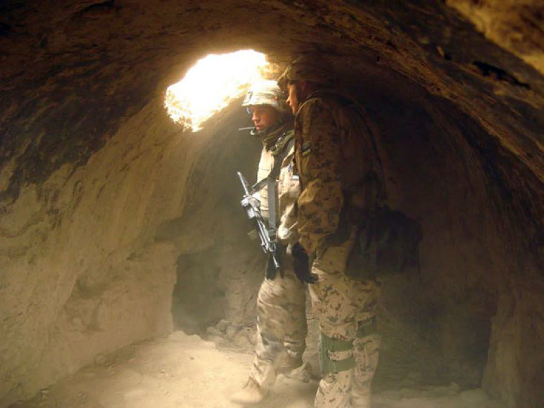 Estijos kariai Afganistane