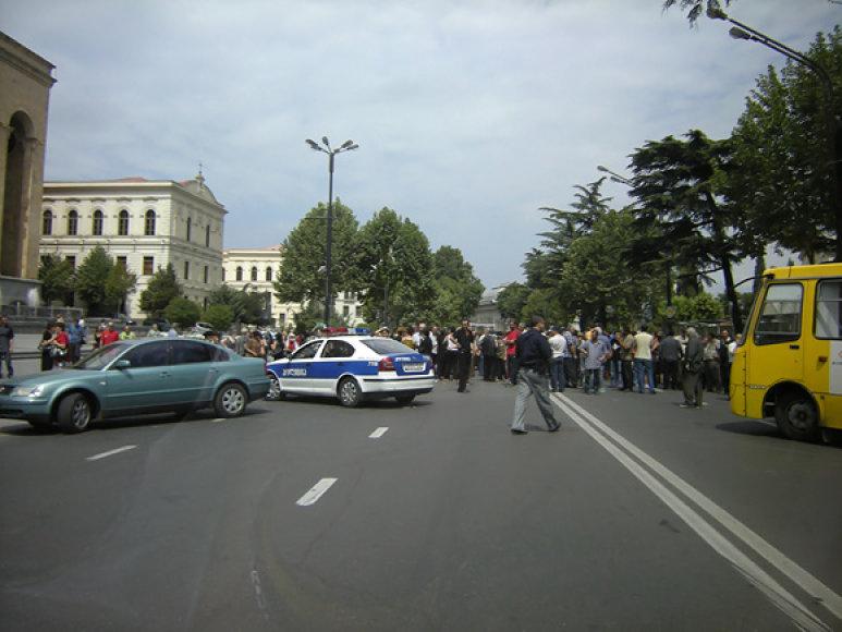 Tbilisis karo dienomis