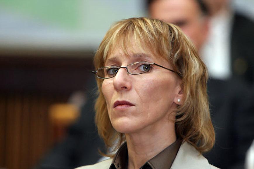 Klaipėdos politikė Lilija Pupinytė