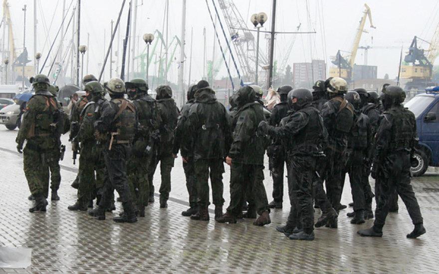 Latvijos kariuomenės spec. pajėgos