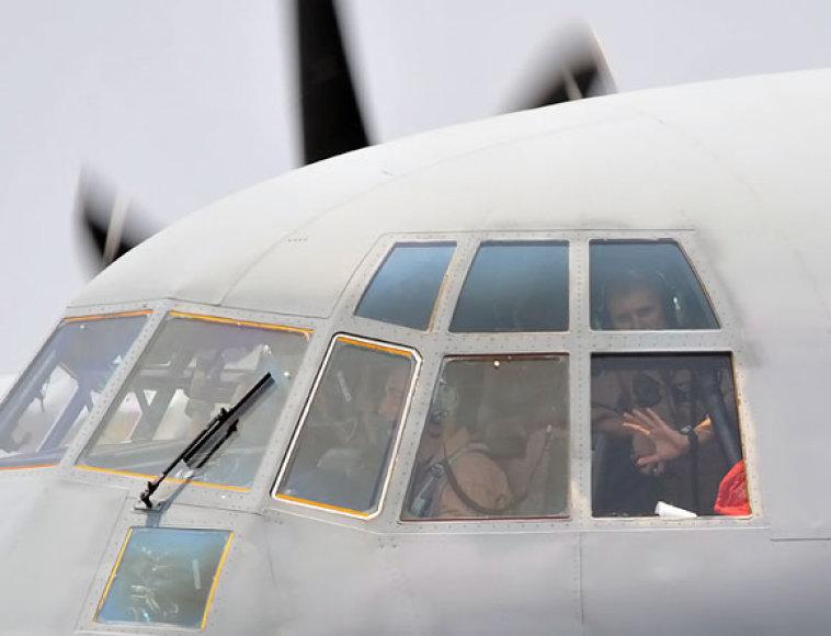 Bent vieną kartą slaptas CŽV lėktuvas leidosi ir Vilniuje