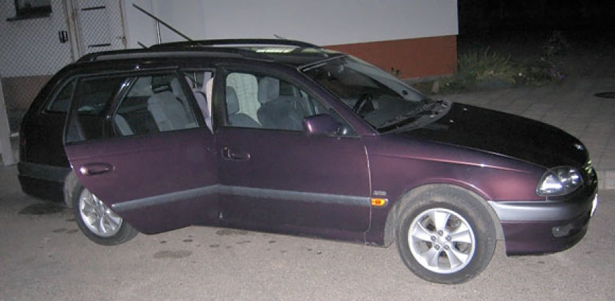 Kauniečio automobilis