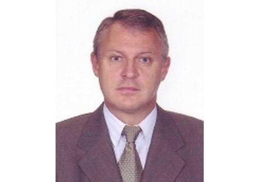 Teisėjas Jonas Furmanavičius
