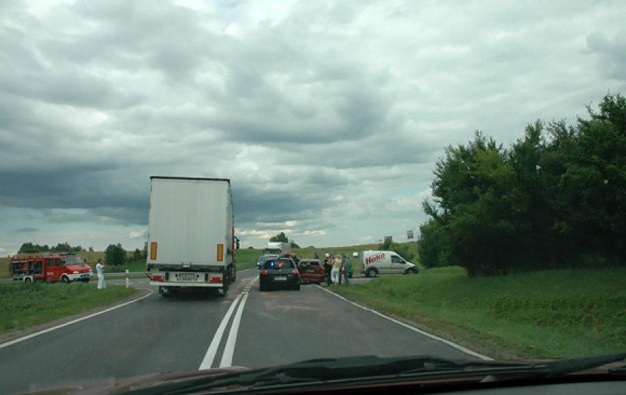 Kelias Lenkijoje