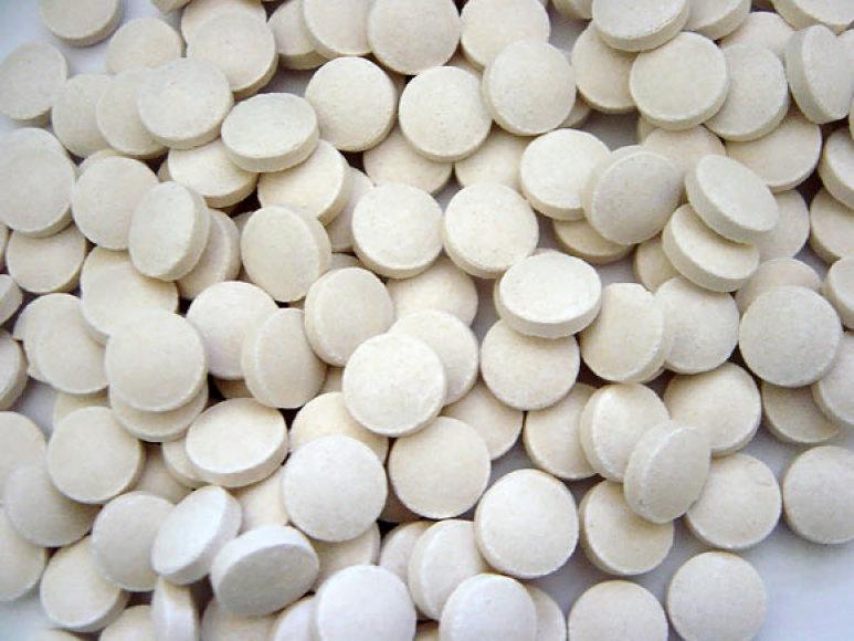 Muitininkų sulaikytos tabletės