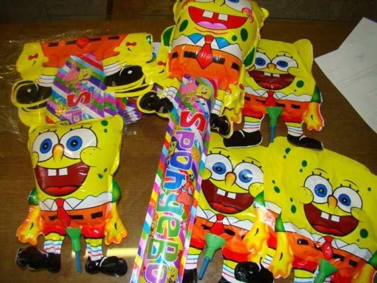 Žaislų klastotės