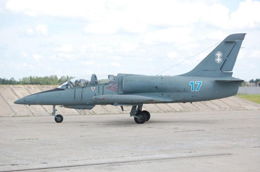 "Lengvasis atakos lėktuvais L-39ZA ""Albatros"""
