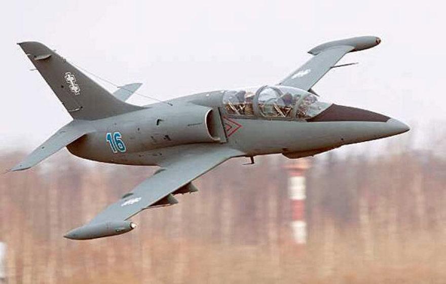 "Lietuvių L-39ZA ""Albatross"""