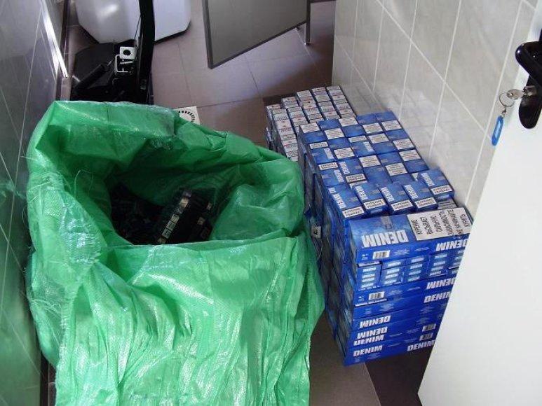 Cigarečių kontrabanda