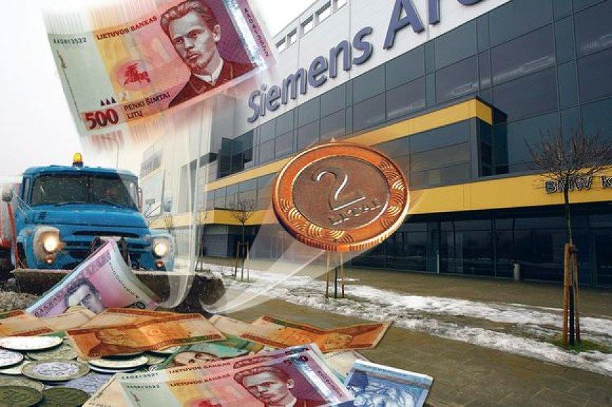 """Per beveik 4-erius metus savivaldybė """"Rubicon Group"""" valdomai """"Siemens"""" arenai už salės nuomą jau sumokėjo apie 7 mln. Lt. Teismas pripažino, kad sutartis pažeidė Konkurencijos įstatymą ir ją ketinama keisti."""