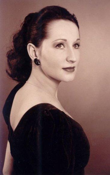 Šį kartą vilniečiams pasirodys tokio balso savininkė Julija Stupnianek.