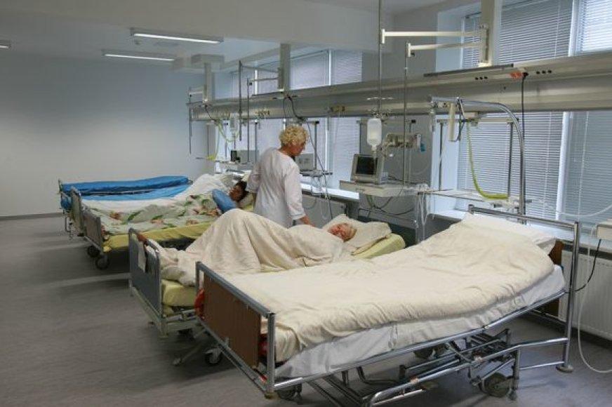 Daugiausia visoje apskrityje paramos iš 2 procentų pajamų mokesčio skirta Klaipėdos universitetinei ligoninei.