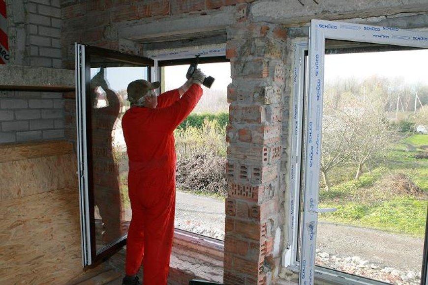 Gyventojų nusiskundimai dėl langų kokybės, jų įrengimo ne visada būna pagrįsti.