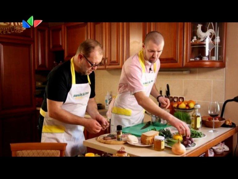 Ar Raimondas Šilanskas išvarys virėją Liną iš virtuvės?