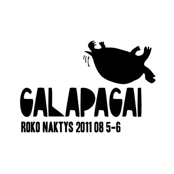"""""""Roko naktys"""" į platesnius vandenis plauks """"Galapagų"""" pavadinimu."""