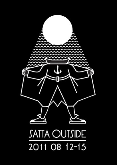 """Festivalyje """"Satta Outside"""" bus atvertas Reivo muziejus."""