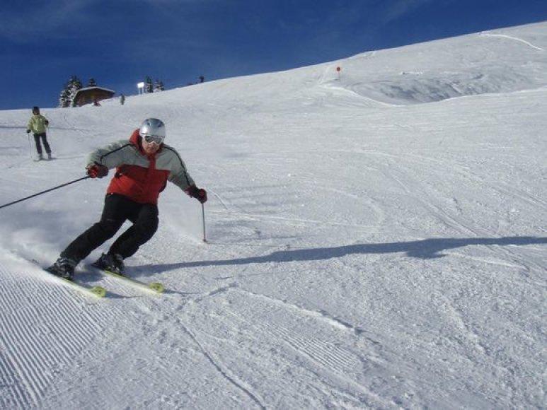 Slovakijos kalnai puikiai tinka pradedantiems slidinėti ir yra patrauklūs paslaugų kaina.
